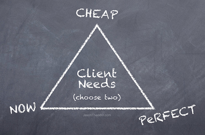 earn more by understanding the pareto principle when dealing with clients