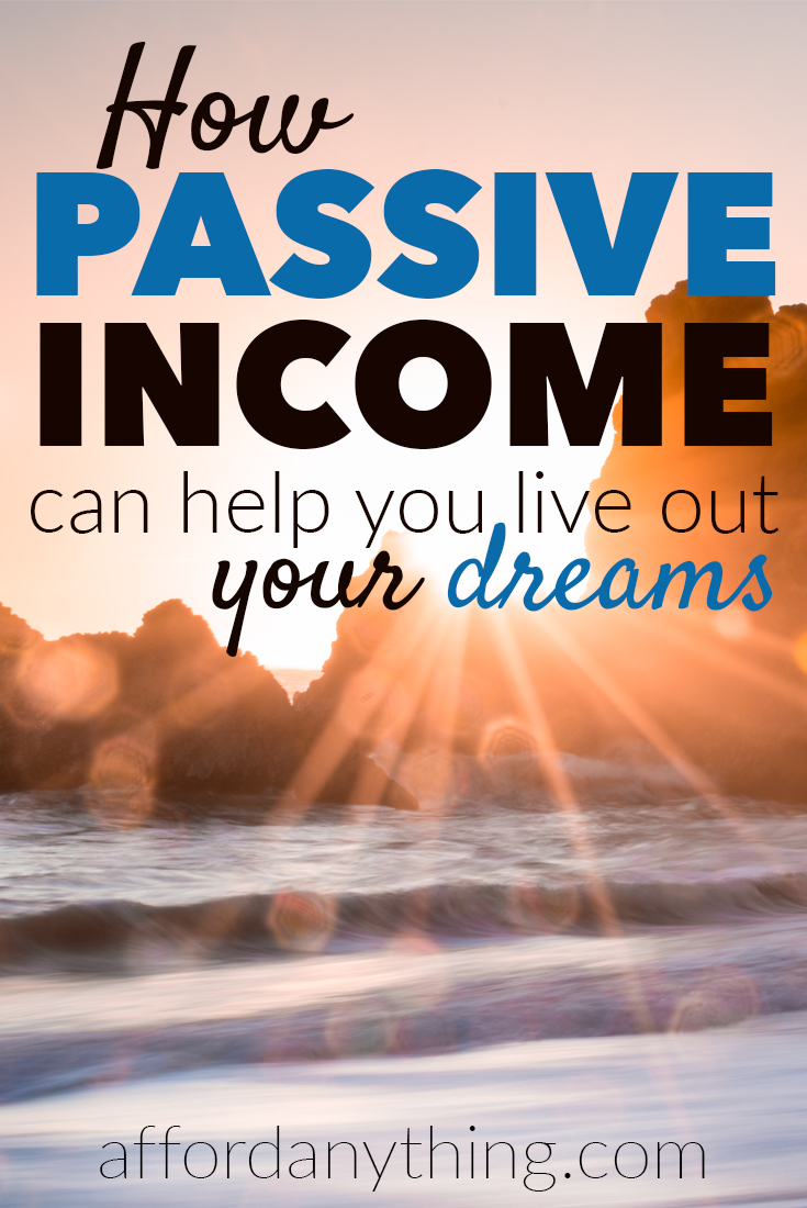 Don't know where to start with creating passive income? Let's begin with what passive income is and how it's different from (and better than) active income.