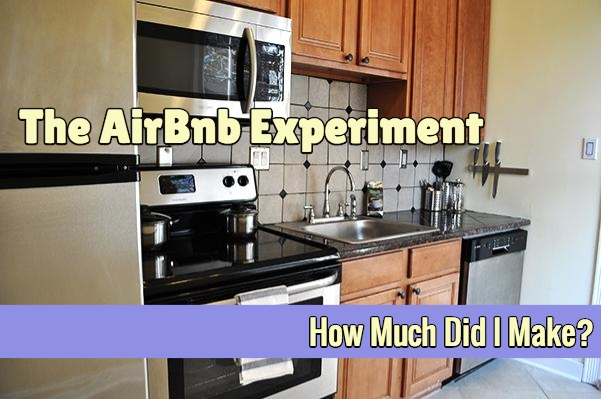 The AirBnb Experiment: How Much Did I Make? - Afford Anything