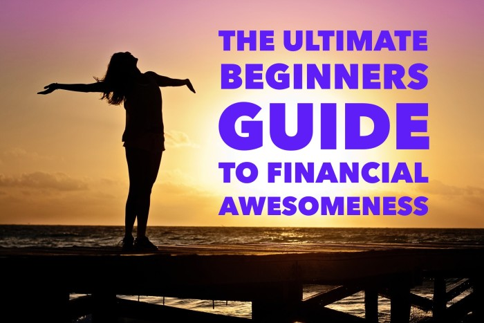 Just getting started with your financial life? Don't worry. Here's the ultimate guide to everything you need to know.