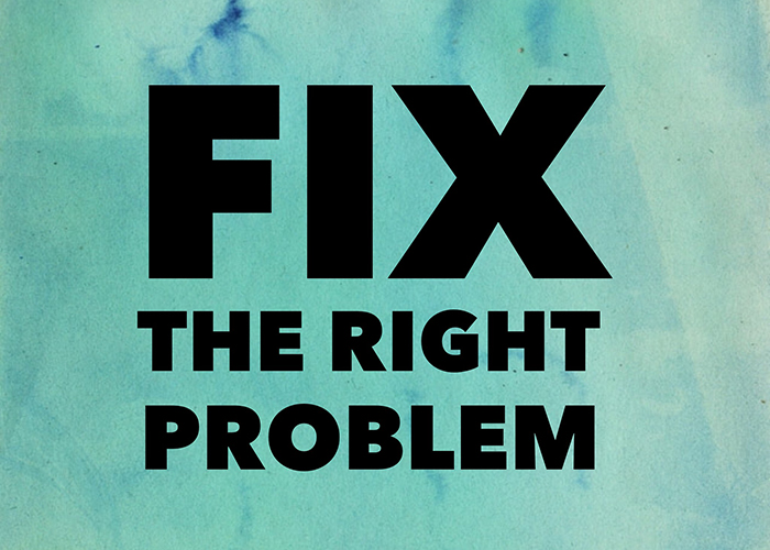 Fix the right problem. Don't focus on frugality if your real problem is lack of income.